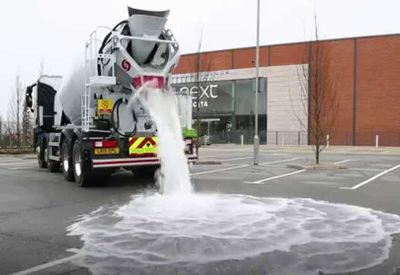 Topmix Permeable - The ultimate permeable concrete system