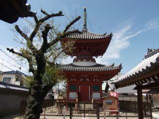 長遠寺多宝塔