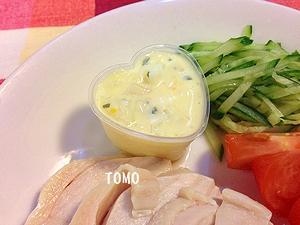 豆腐のタルタルソース