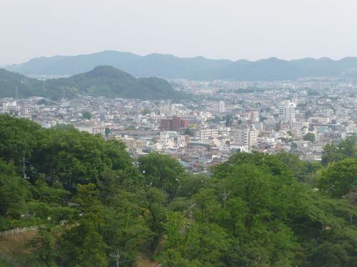 桐生市街地ズーム2