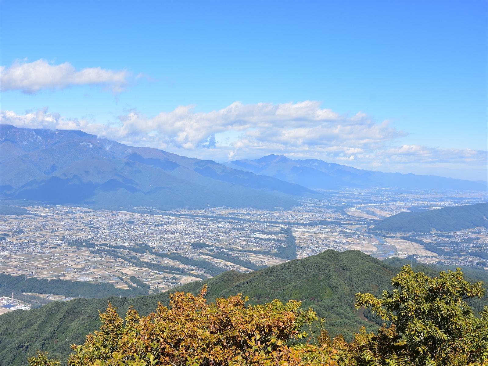 陣馬形山 045