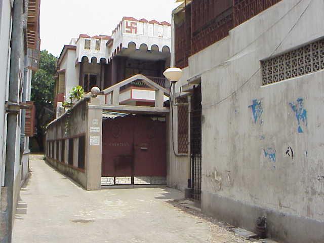 マザーテレサ修道院