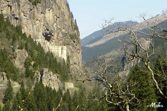シュメラ修道院