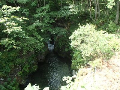 笹谷峠(3)
