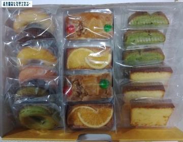 チムニー 焼き菓子セット 201506