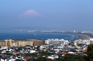 280松原文代富士山画像