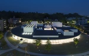 21世紀美術館夜