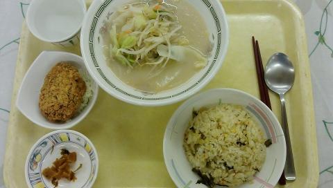 麺定食とんこつ