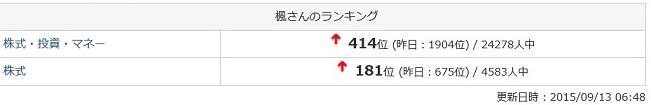 150913_最高順位
