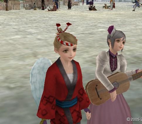 お祭り天使3