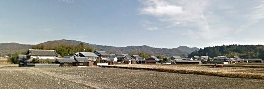見徳寺のある近郊風景