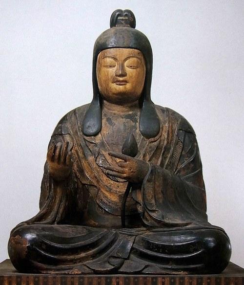 東寺・八幡三神像(「東寺の歴史と美術」東京美術刊掲載)