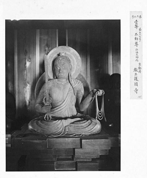 明治21年・小川一真撮影写真(東博・古写真データベース所収)