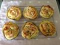 ハムフランスパン3種 手順10
