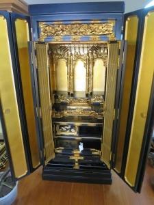 70代古仏壇