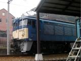 EF63-25号機 碓氷峠鉄道文化むらにて