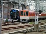 阪神5700系5701F&8000系8225F 尼崎にて