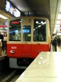 阪神8000系8245F 梅田にて(2012年撮影)
