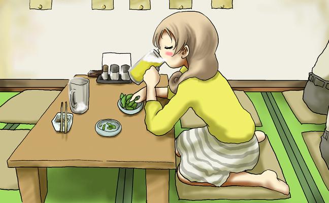 ワカコ酒1改