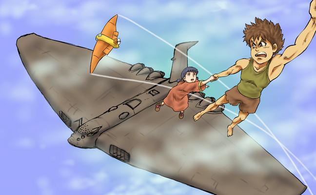 死の翼ギガント2改