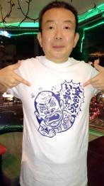 金Tシャツ・白改