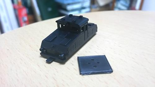川崎20t凸型機関車11