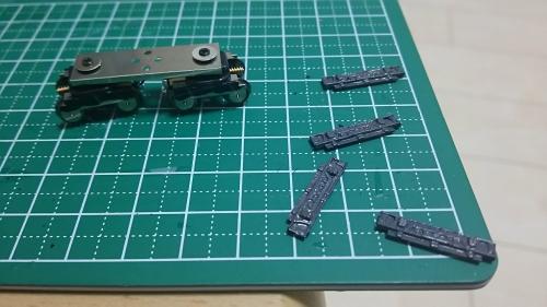 川崎20t凸型機関車14