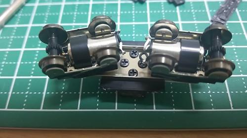 川崎20t凸型機関車16