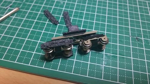 川崎20t凸型機関車18