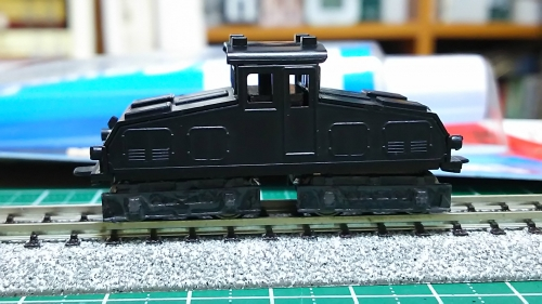 川崎20t凸型機関車19