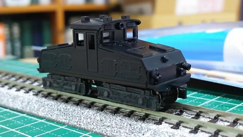 川崎20t凸型機関車20