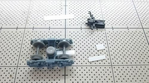 鉄コレカプラー交換5