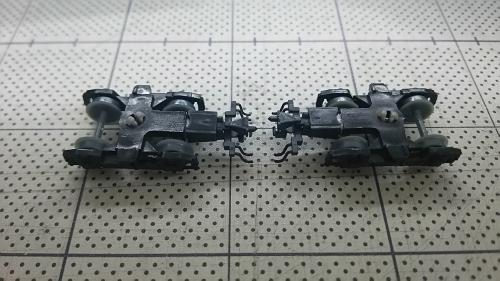 鉄コレカプラー交換6