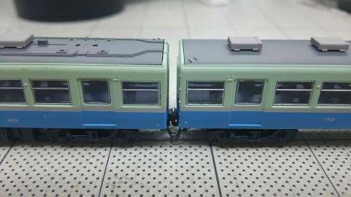 鉄コレカプラー交換8