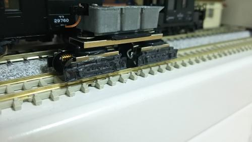 川崎20t凸型機関車25