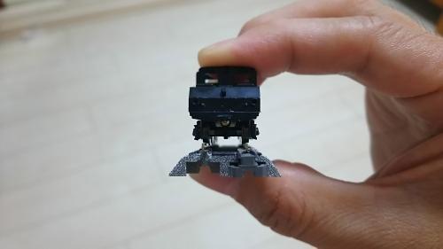 川崎20t凸型機関車30