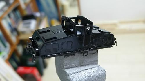川崎20t凸型機関車45