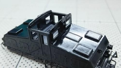 川崎20t凸型機関車49