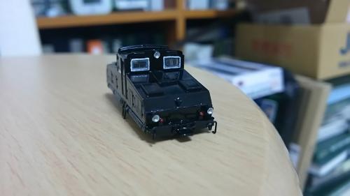 川崎20t凸型機関車54