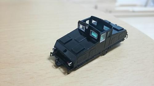 川崎20t凸型機関車56