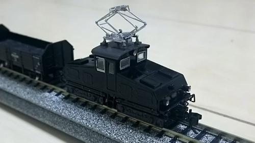 川崎20t凸型機関車60