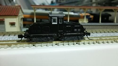 川崎20t凸型機関車57