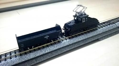 川崎20t凸型機関車59