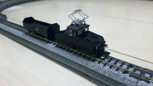 川崎20t凸型機関車58