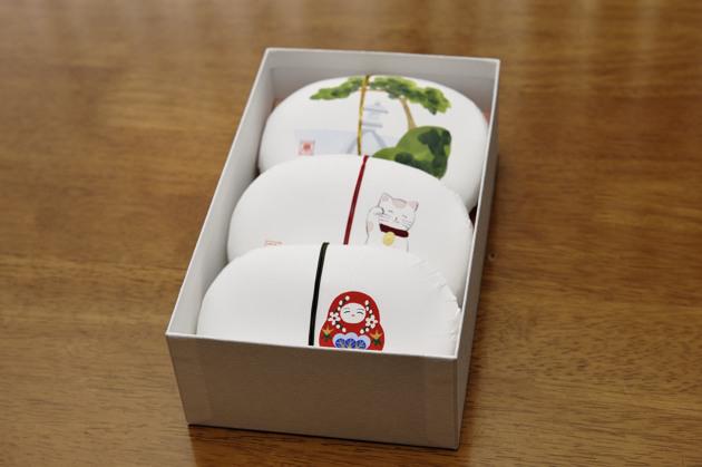 まめや金澤満久のお菓子