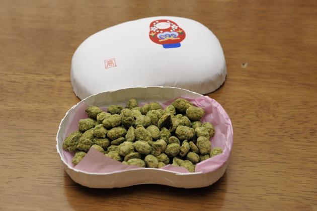 まめや金澤満久の豆菓子