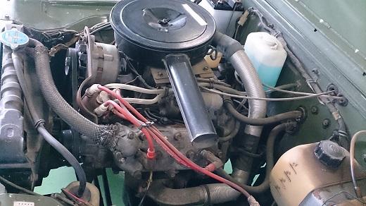 SJ10エンジン