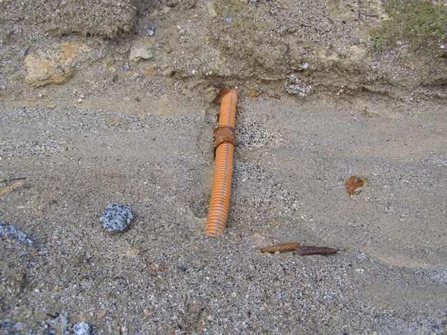 埋設管露出0907