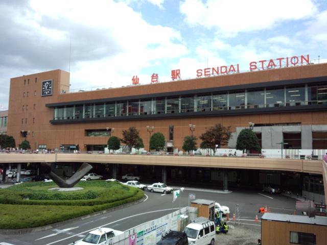 仙台駅0914