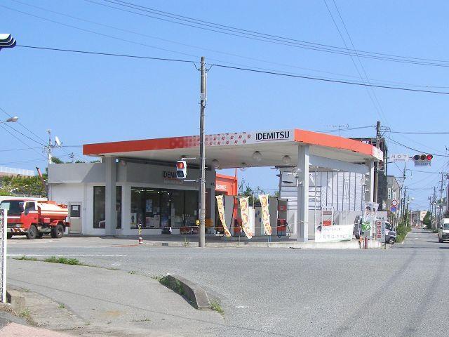ガソリンスタンド0918